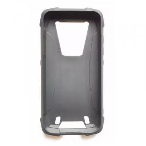 Husa neagra din silicon pentru Blackview BV69001