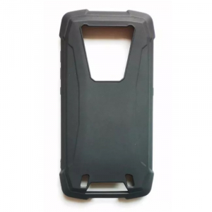 Husa neagra din silicon pentru Blackview BV69002