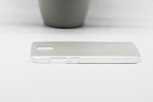 Husa Capac spate din plastic pentru Umi Rome/Rome X2