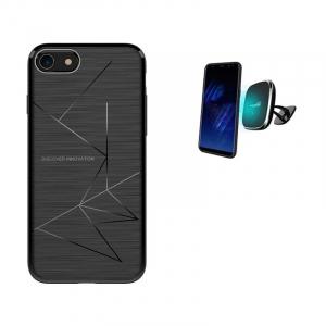 Husa Magnetica Nillkin pentru Iphone 8, Suporta Incarcare Wireless0