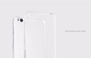 Husa din silicon transparent pentru Xiaomi Mi4i/Mi4c2