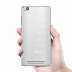 Husa din silicon transparent pentru Xiaomi Redmi 30