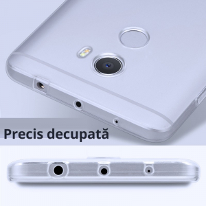 Husa din silicon transparenta pentru Xiaomi Redmi 41
