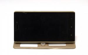 Husa Smart View pentru Xiaomi Redmi 3 S/Redmi 3S Pro/Redmi 3 Pro14
