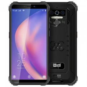 """Telefon mobil iHunt Titan P8000 Pro 2021, 4G, IPS 5.5"""", 4GB RAM, 32GB ROM, Android 10, MediaTek 6761D QuadCore, 8000mAh, Dual SIM, Negru0"""