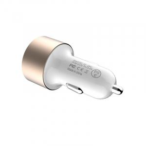 Incarcator auto Nillkin Vigor, incarcare rapida, protectie incarcare, 2 porturi USB, indicator led la incarcare6