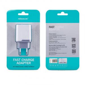 Incarcator Nillkin Fast Charge - cu incarcare rapida, protectie multipla, USB, identificare intelienta5