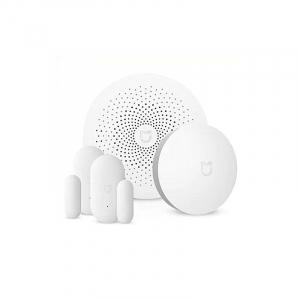 Kit inteligent de securitate pentru acasa Xiaomi Smart Home, Senzor miscare, Senzor Usa, Senzor Temperatura, Alarma0