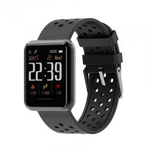 Smartwatch Kospet DK08, Multi-Sport, 1.28inch, Bluetooth, Waterproof IP67, 110mAh,compatibil IOS si Android0