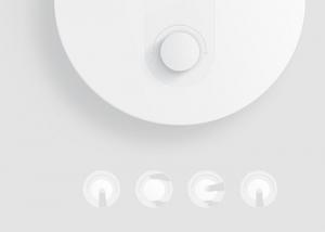 Lampa Xiaomi Mijia  cu led-uri pentru birou2