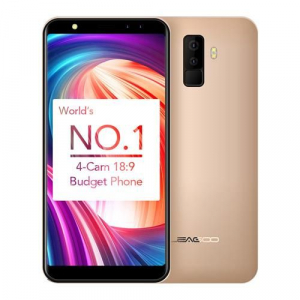 Telefon mobil Leagoo M9, 2GB RAM, 16GB ROM, Android 7.0, 5.5 inch 18:9 Full Screen, MT6580A QuadCore,Amprenta2