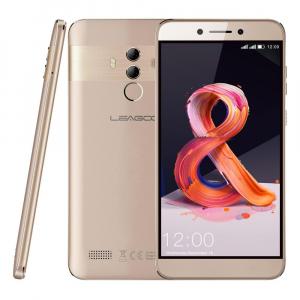 Telefon mobil Leagoo T8S, 4G, 4GB RAM, 32GB ROM, Android 8.1, 5.5 inch, MTK6750T Octa Core, Face ID, Dual SIM4