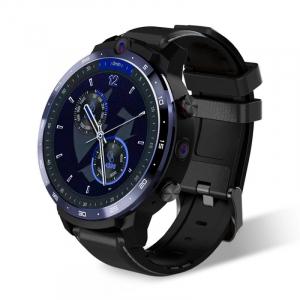 "Smartwatch Lemfo LEM12 Pro, 4G, IPS 1.6"", 4GB RAM, 64GB ROM, Android 10,MT6762 OctaCore, GPS, Proiectie wireless, 900mAh, Negru1"