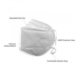 Masca de protectie KN95 pentru particule purtate de aer si poluare2