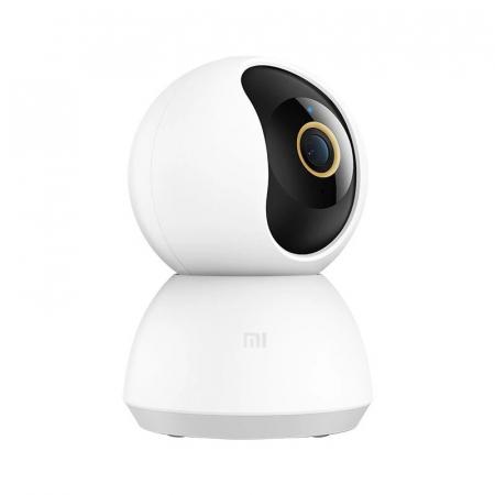 Camera de supraveghere Xiaomi Mi 360° Home Security Camera 2KAlb, 3MP, Panorama, IR, Wi-Fi,Cloud, Slot memorie, Global2