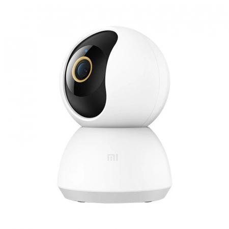 Camera de supraveghere Xiaomi Mi 360° Home Security Camera 2KAlb, 3MP, Panorama, IR, Wi-Fi,Cloud, Slot memorie, Global3