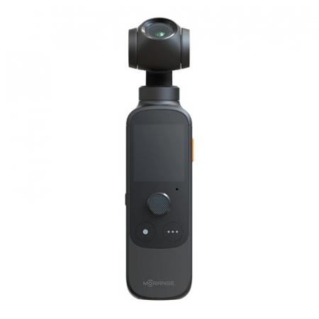 "Camera video de buzunar pentru vlogging Xiaomi Morange M1 Pro Negru, 4K 60fps, 12MP, AMOLED 1.4"", Gimbal 3 axe, Smart tracking2"
