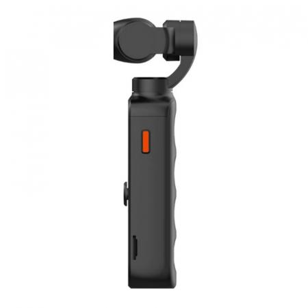 "Camera video de buzunar pentru vlogging Xiaomi Morange M1 Pro Negru, 4K 60fps, 12MP, AMOLED 1.4"", Gimbal 3 axe, Smart tracking3"