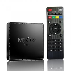 TV Box MX10 Mini, 4K, 2GB RAM, 16GB ROM, Android 10, Allwinner H313 QuadCore, 2.4G Wi-Fi,DLNA, Miracast, Air Play5