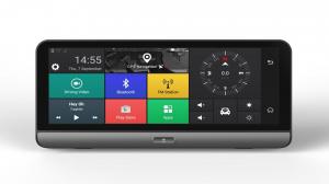 Navigator pentru bord Star E09 DVR 4G, Android 5.0, GPS, 8 inch, 1GB RAM 16GB ROM, Wifi, Bluetooth, Camera fata spate0