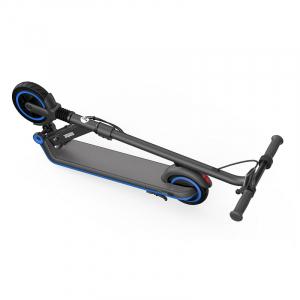Trotineta electrica pliabila Segway Ninebot eKickScooter Zing E10 Gri, 200W, Autonomie 10km,Viteza maxima 16km/h, IPX4 [2]