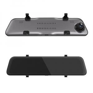 Oglinda retrovizoare Star Senatel S11, 2K, 12 inch, 170°, Hisilicon Hi3556, Touchscreen, Dual Camera, Giroscop0