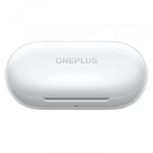 Casti bluetooth semi-in-ear OnePlus Buds Z Alb cu cutie de incarcare si transport, Bass Boost, Microfon, Bluetooth v5.0, Incarcare rapida4