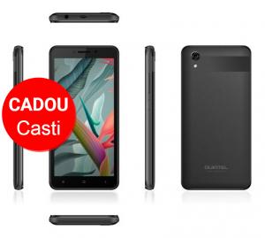 Telefon mobil Oukitel C10, IPS 5.0inch, 1GB RAM, 8GB ROM, MT6580 QuadCore, Android 8.1, 2000mAh, Dual SIM5