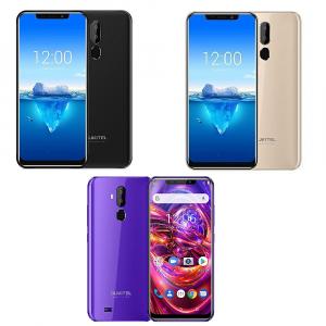 Telefon mobil Oukitel C12 Pro, 6.18 inch 19:9, Android 8.1,MediaTek MT6739 QuadCore, 2GB RAM, 16GB ROM, Face ID, Amprenta, 3300mAh0