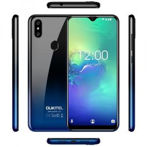 Telefon mobil Oukitel C15 Pro+, IPS 6.09inch,3GB RAM, 32GB ROM, Android 9.0, QuadCore, Face ID, Amprenta, Dual SIM14