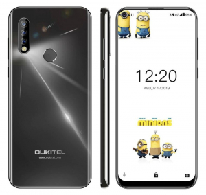 Telefon mobil Oukitel C17,IPS 6.35 inch, 3GB RAM, 16GB ROM, Android 9.0, MT6763, ARM Mali-G71 MP2, Octa Core,3900mAh, Dual Sim4