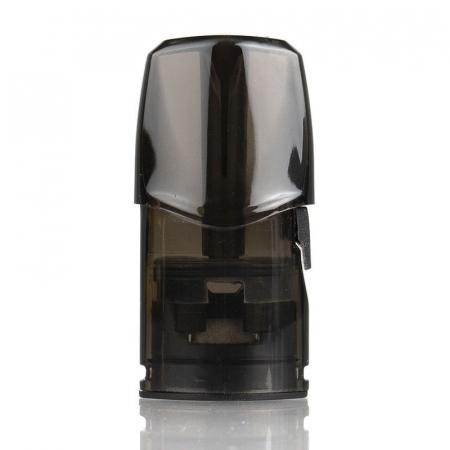 Tigara electronica Oukitel Lark Negru, 6W, 1.8ml, Cartus magnetic reincarcabil, Miez ceramic, 350mAh1