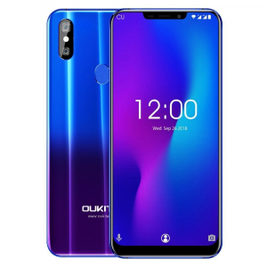 Telefon mobil Oukitel U23, 6.18 inch Notch Display, Android 8.1, MTK6763T Helio P23 OctaCore, 6G RAM,64G ROM, Incarcare Wireless, Face ID0