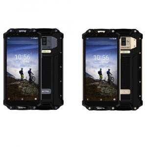 Telefon mobil Oukitel WP2, 4G, Waterproof IP68, Android 8.0, 10000mAh, 4GB RAM, 64GB ROM, 6.0 inch 18:9, OctaCore, Amprenta, NFC0