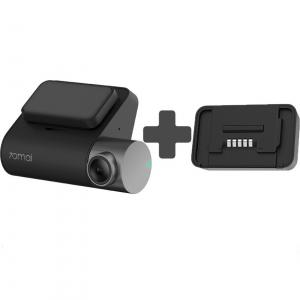 Pachet Camera auto Xiaomi 70MAI D02 Pro + GPS D03 Dash Cam 1944p FHD, 140 FOV, Night Vision, Wifi, Monitorizare parcare0