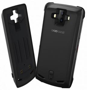 Pachet telefon mobilmodularDoogee S90 Android 8.1 OctaCore 6GB RAM 128GB ROM Waterproof + Modul baterie 5000mAh2