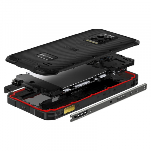 "Pachet telefon mobil Ulefone Armor 9 + Endoscop Ulefone E1, 4G, IPS 6.3"", 8GB RAM, 128GB ROM, Android 10, 6600mAh, Dual SIM, Negru4"