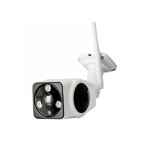 Panoramic Camera V380, 2 MP, Unghi de vizualizare 180 grade, Wireless, Night Vision Microfon, Difuzor, Slot Card1