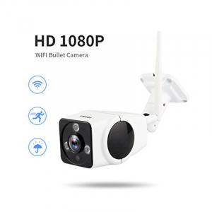 Panoramic Camera V380, 2 MP, Unghi de vizualizare 180 grade, Wireless, Night Vision Microfon, Difuzor, Slot Card0