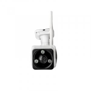 Panoramic Camera V380, 2 MP, Unghi de vizualizare 360 grade, Waterproof, Wireless, Night Vision, Microfon, Difuzor, Slot Card3