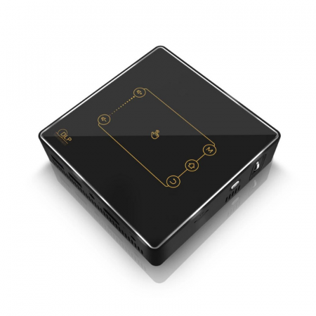 Mini Proiector portabil DLP CSQ C9 Plus 2/16 Negru [2]