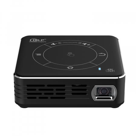 Mini proiector portabil DLP CSQ C99 2/16 Negru [0]