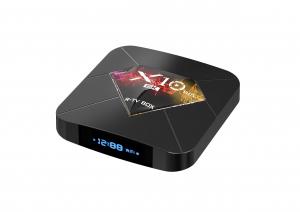 R-TV BOX X10 Plus, 6K, Android 9.0, Allwinner H6 CPU, QuadCore,2.4G WiFi, 4GB RAM, 32GB ROM, USB 3.00
