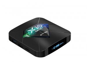R-TV BOX X10 PRO Smart Media Player, 3D, 4K HDR, RAM 4GB, ROM 32GB, Android 8.1, Quad Core3