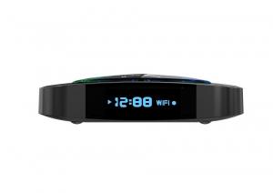 R-TV BOX X10 PRO Smart Media Player, 3D, 4K HDR, RAM 4GB, ROM 32GB, Android 8.1, Quad Core9