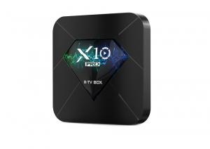 R-TV BOX X10 PRO Smart Media Player, 3D, 4K HDR, RAM 4GB, ROM 32GB, Android 8.1, Quad Core7