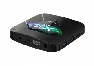 R-TV BOX X10 PRO Smart Media Player, 3D, 4K HDR, RAM 4GB, ROM 64GB, Android 8.1, Quad Core6