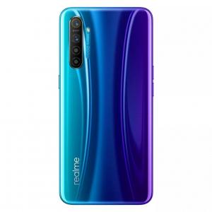 Telefon mobil RealMe X2, Super AMOLED 6.4inch, 8GB RAM, 128GB ROM, Snapdragon 730G OctaCore, Adreno 618, Android 9.0, 4000mAh3