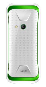 Telefon mobil Samgle F9 Hulk, 3G, 1450 mAh, 64MB RAM, 128MB ROM, 2.8 inch, Lanterna, Radio, Dual SIM, Compatibil Digi Mobil11
