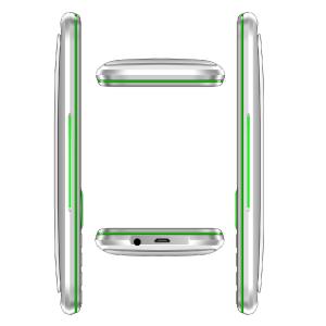 Telefon mobil Samgle F9 Hulk, 3G, 1450 mAh, 64MB RAM, 128MB ROM, 2.8 inch, Lanterna, Radio, Dual SIM, Compatibil Digi Mobil12